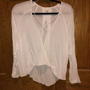 White urban outfitters top. Size medium